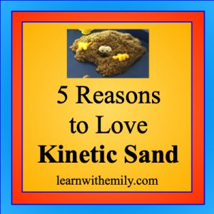 5 reasons to love kinetic sand