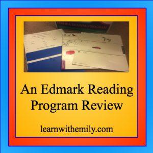 An Edmark Reading Program Review
