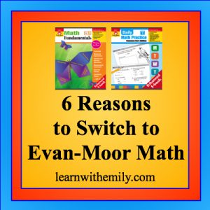 6 reasons to switch to evan-moor math, learn with emily dot com